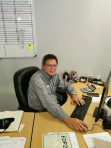 Manager - Andre-in-office