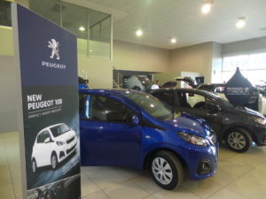 USED CAR BUYERS - Manager - Peugeot-Showroom